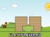 Игра Убей кроликов! онлайн