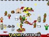 Игра Заразитель! Новогодняя версия онлайн