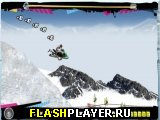 Игра Мотошторм: Снежная лавина онлайн