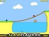 Игра Красные и синие шары: Остров сокровищ онлайн