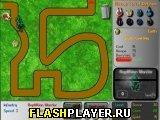 Игра Защити дорогу! онлайн