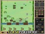 Игра Защита от пиратов онлайн