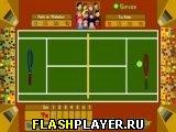 Игра Теннис с компьютером онлайн