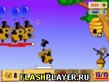 Игра Защити мёд онлайн