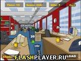 Игра Пейнтбол: сними стресс онлайн