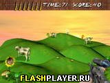 Игра Уничтожь телепузика онлайн