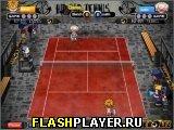 Игра Хип хоп теннис онлайн