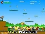 Игра Астерикс в поисках золотого серпа онлайн