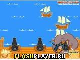 Игра Пушечный выстрел онлайн