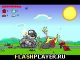 Игра Ворчащий танк онлайн
