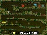 Игра Огонь и Вода в храме леса онлайн