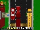 Игра Безумный школьный автобус онлайн