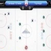 Игра настольный хоккей о