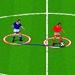 играть в футбол на двоих онлайн
