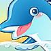 играть в дельфины онлайн