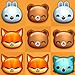 играть в животные три в ряд онлайн