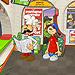играть в папа Луи для девочек онлайн