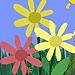 играть в Цветы онлайн