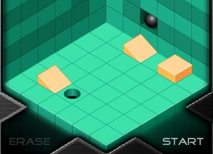 Играть в логические 3Д