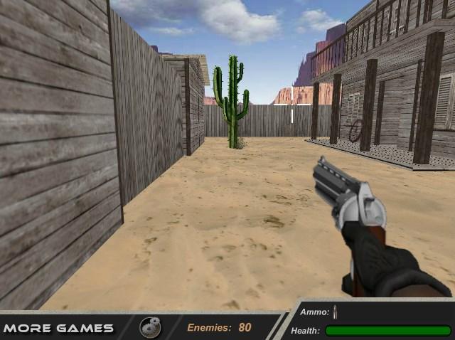 Играть в 3Д стрелялки