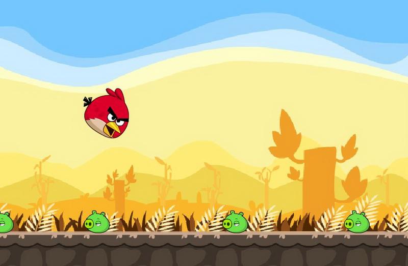 Игры Злые птички