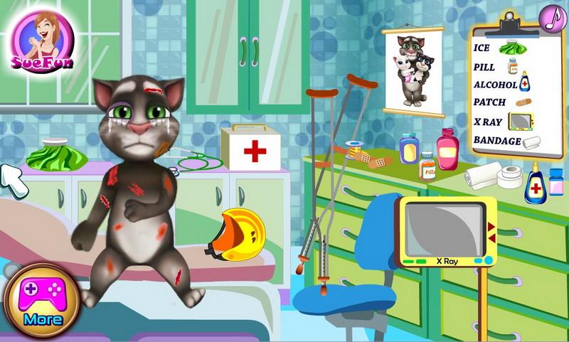Flash игры Больница