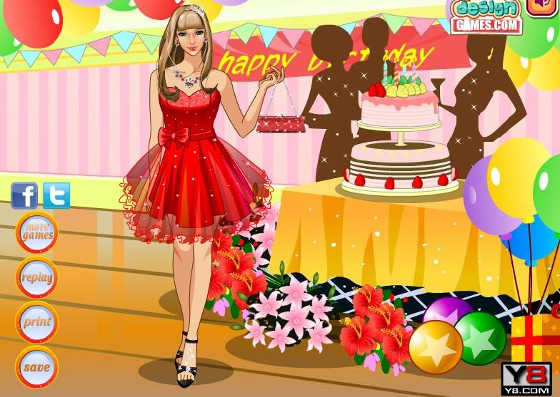 Играть в День рождения