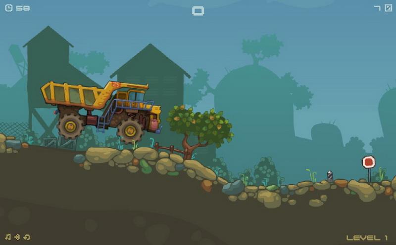 Игры гонки на грузовиках
