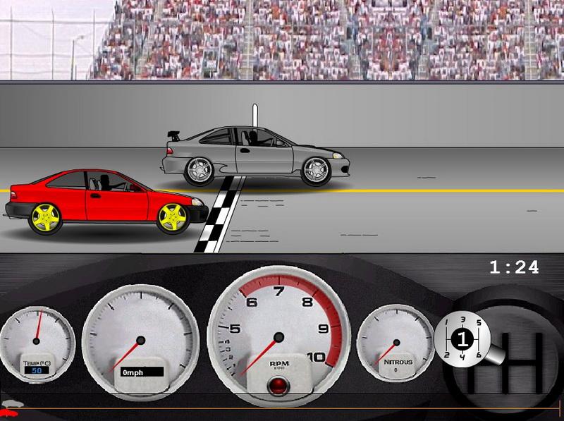 Флеш игры гонки на машинах