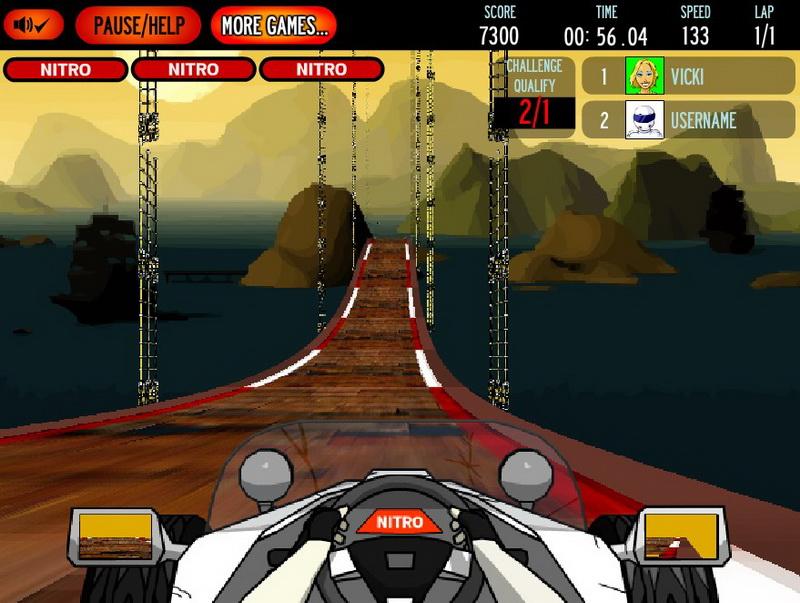 Игры гоночные симуляторы