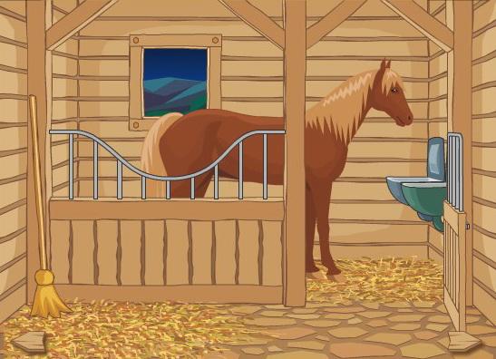 Флеш игры лошади