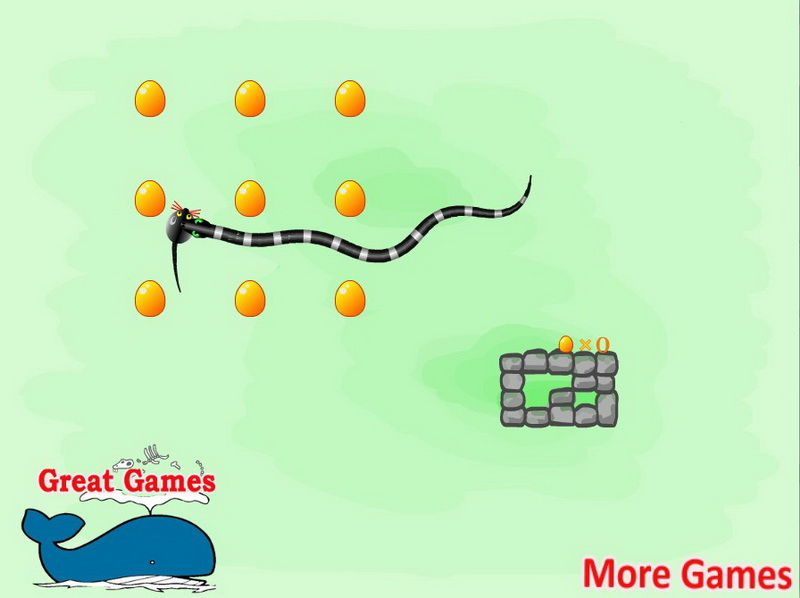 Игры змеи