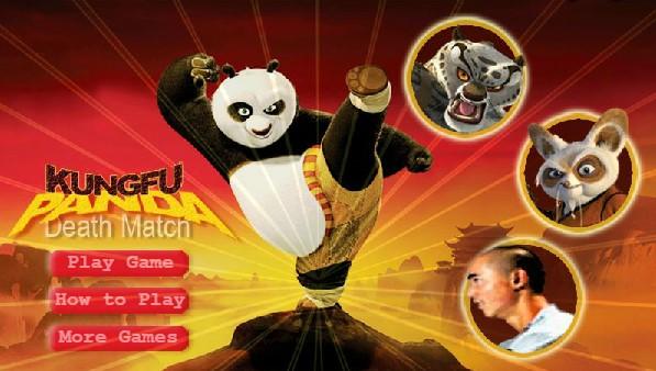 Играть в кунг фу Панда