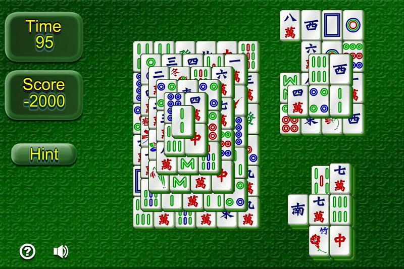 Игры маджонг-пасьянс
