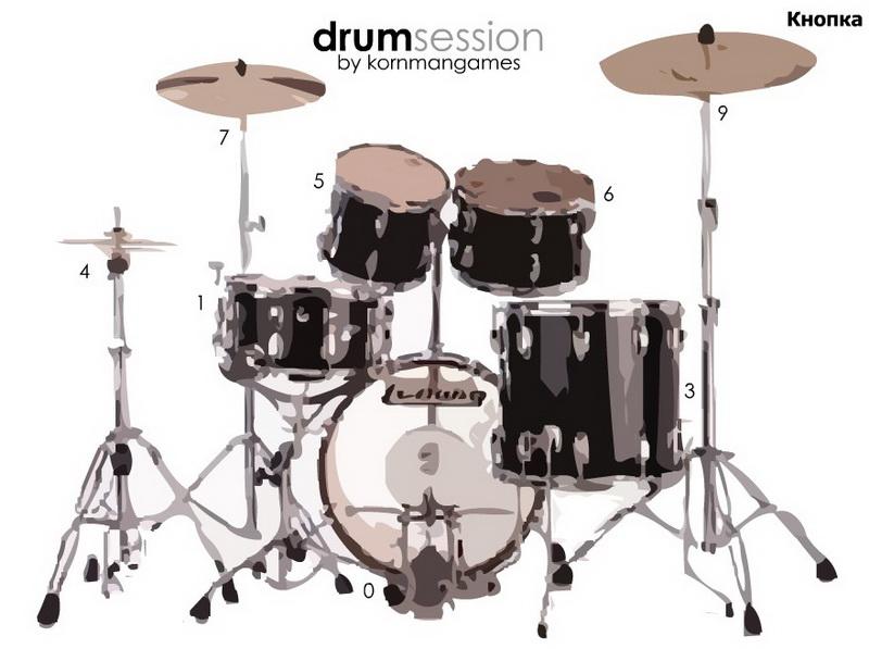 Флеш игры барабаны