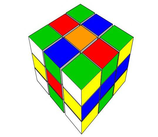 Игры кубик рубик
