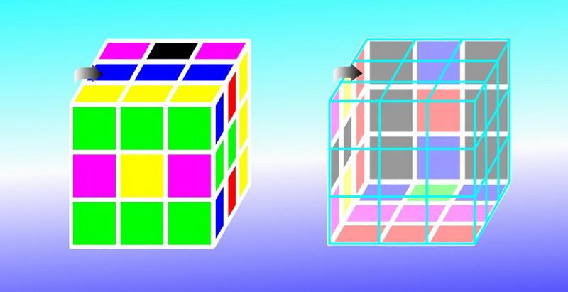 Флеш игры кубик рубик