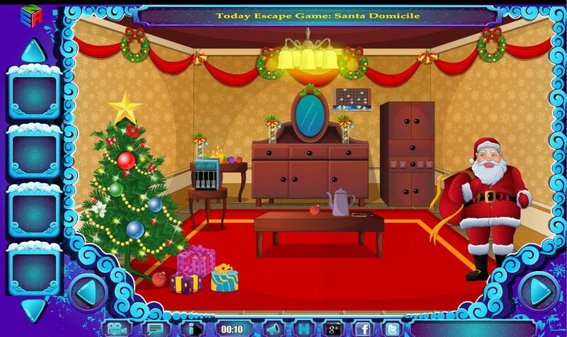 Игры новогодние