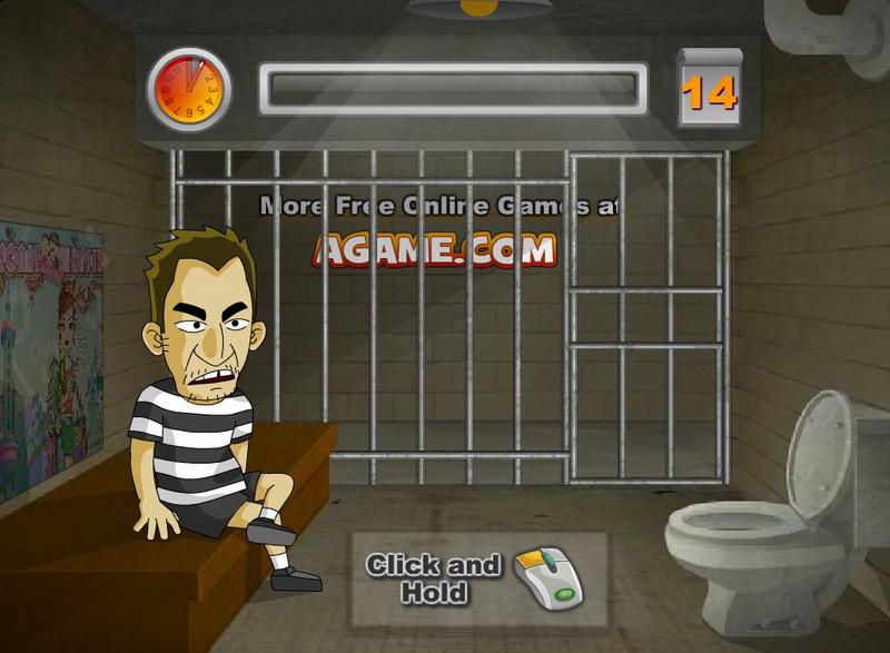 Играть в побег из тюрьмы