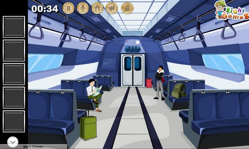 Флеш игры поезда