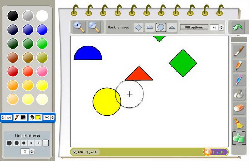 Скачать бесплатно игру рисовалка на компьютер