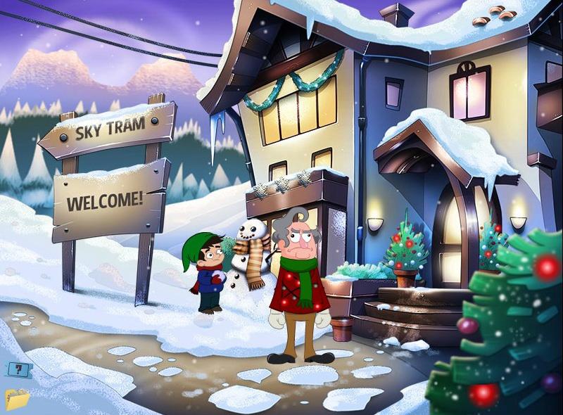 Игры Рождество