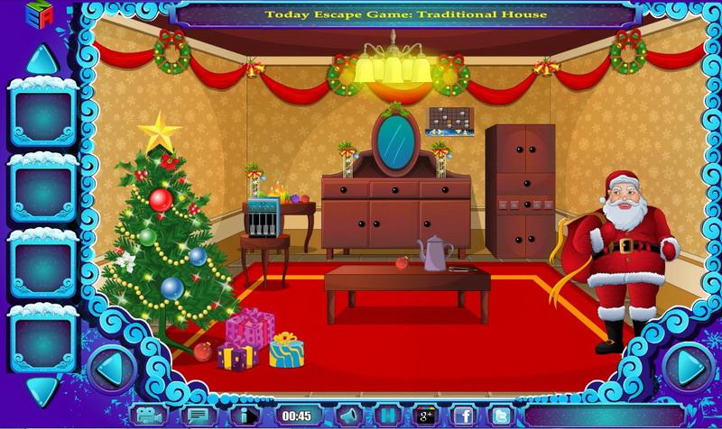 Играть в Рождество