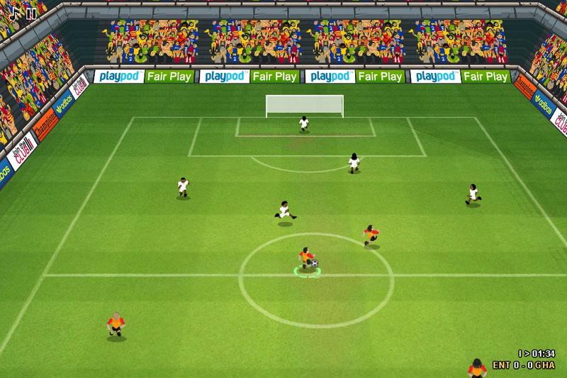 скачать бесплатно без смс и регистрации игру на компьютер футбол - фото 2