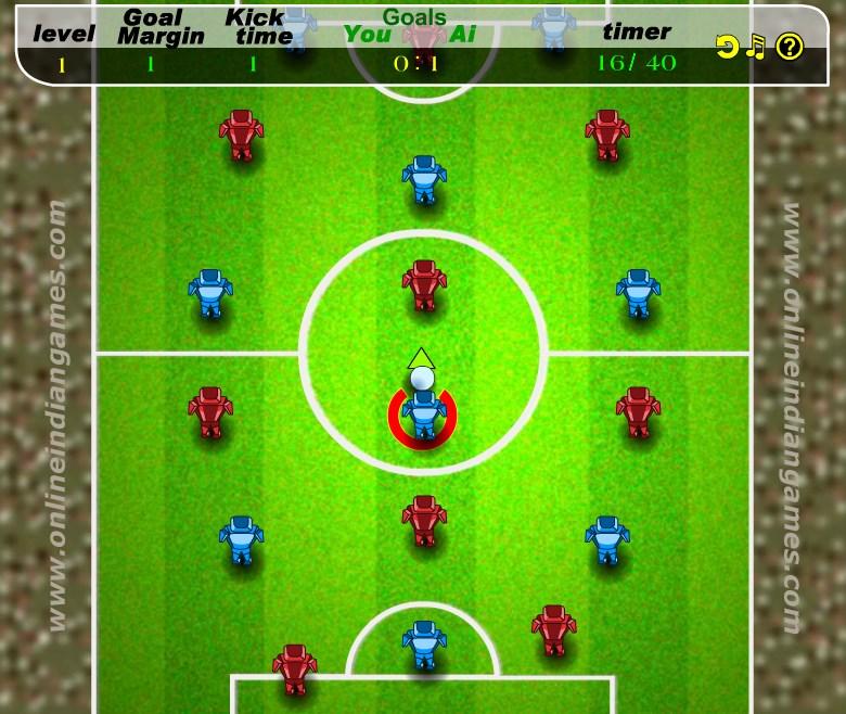 Flash игры футбол