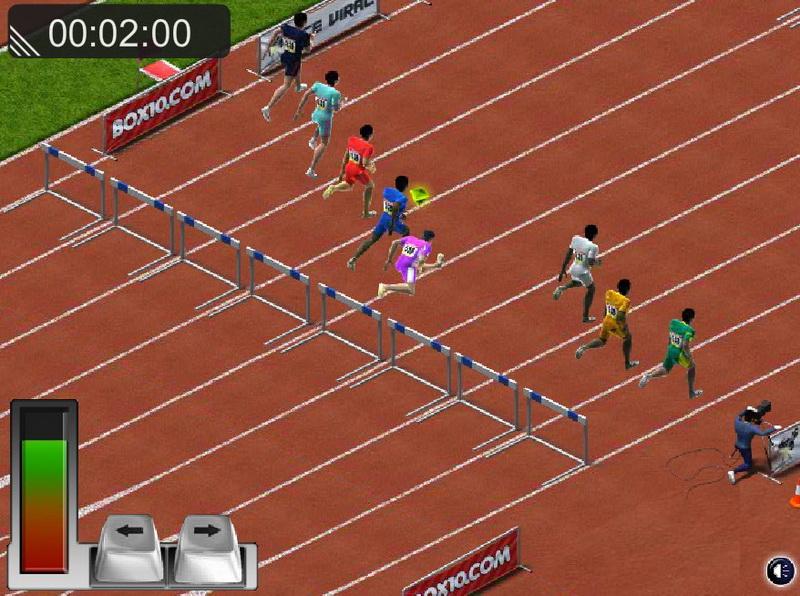 Игры легкая атлетика