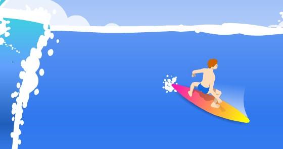 Флеш игры серфинг
