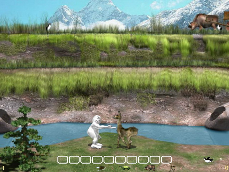 Игры Yeti Sports