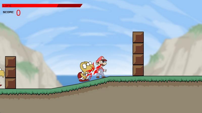 Флеш игры Марио
