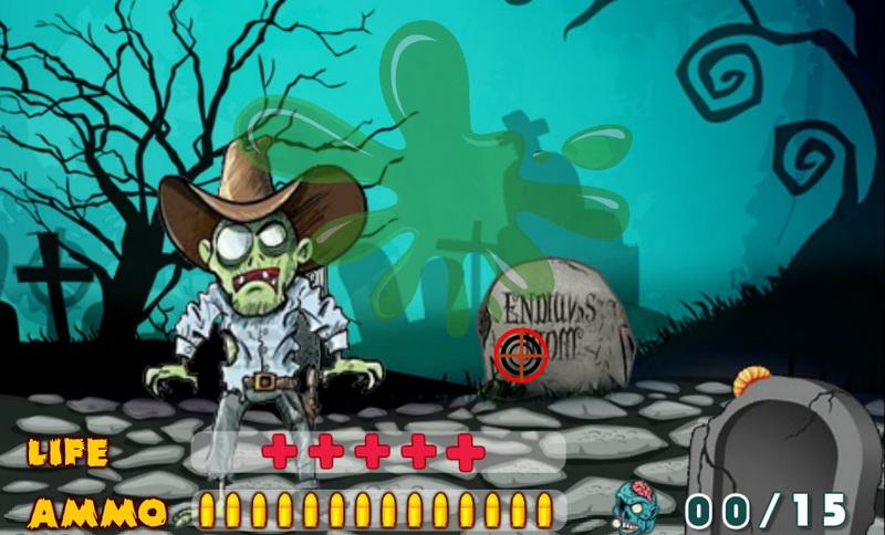 Играть в игры Зомби